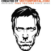 DOCTOR HOUSE VECTOR IMAGE.eps