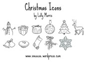 Free Illustrated Christmas