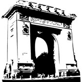 ARCH OF TRIUMPH VECTOR.eps