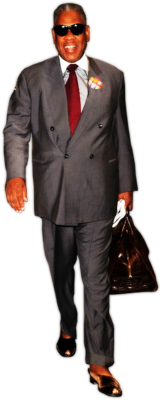 Andre Leon Talley PSD