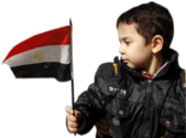 egypt flag PSD
