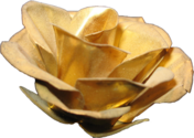 Gold Rose PSD