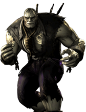 Solomon Grundy (Injustice) PSD