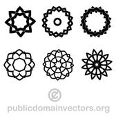 GEOMETRIC SHAPES VECTOR PACK.eps