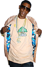 boosie bad azz PSD