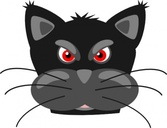 Peterm Angry Black Panther