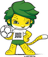 2010 South Africa World Cup mascot
