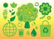 Free Ecology Vector Icons