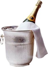 Bucket of Champagne PSD