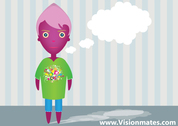 Kid Vector Little Boy