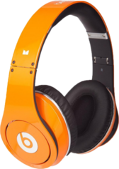 Orange Beats by Dre 1 PSD