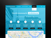 Freebie PSD: Nordic Website Concept