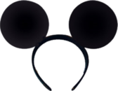 Mickey Mouse Ears PSD