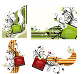 Elements Of The Trend Pattern Vector Graphic-6