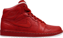 Red Air Jordan PSD