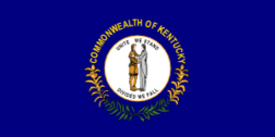 us kentucky flag