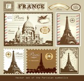 London And Paris A Symbol Of Stamps 01