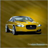 dream-car amarelo REMIX