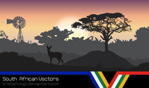 South African Vectors - Veld 2