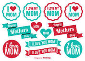 Mothers Day Labels