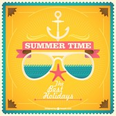 Summer holiday free graphic