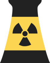 Nuclear Power Plant Reactor Symbol 2