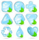 crystal green icon