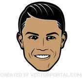 CRISTIANO RONALDO VECTOR GRAPHICS.eps