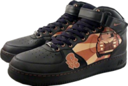 Air Force 1: Paid In Full Edition PSD
