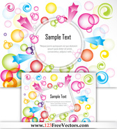 Free Colorful Text Box Graphics