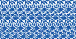 Vector background pattern of blue