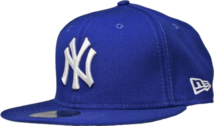 Royal Blue NY Fitted PSD