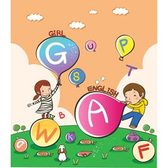 Vector Child 0000039 Action Air Balloon Balloon