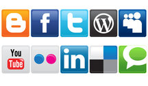 Vector Social Media Icons Free Download