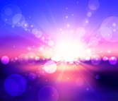 Free Vector Abstract Lens Flare