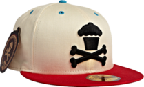 Johnny Cupcakes Crossbones Fitter PSD