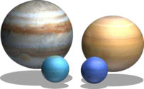 Planets PSD