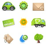 gorgeous green icon 2