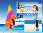 Summer beach vacation packages