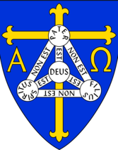 Coat of Arms of Anglican Diocese of Trinidad