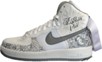 Custom Nike air Force 1's Astoria VIII PSD