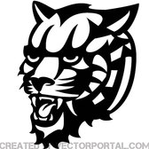 TIGER VECTOR GRAPHICS.eps