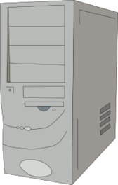 case tower