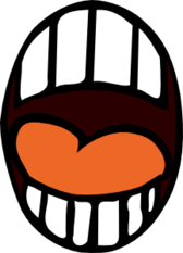 mouth - body part