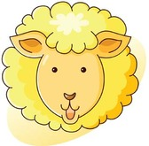 Sheep vector 6