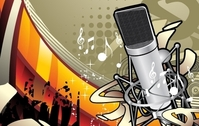 Music Illustration Vector Material 1