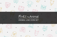 Animal Line-Icon-Set