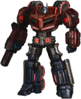 Optimus Prime- Transformers: War for Cybertron (PS3/360) PSD