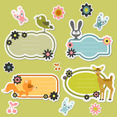Iconos animales vector-2
