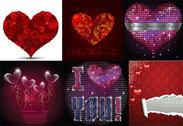 Several Romantic Love Pattern